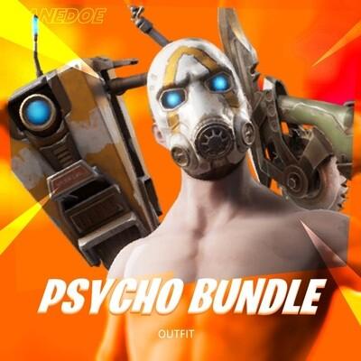 Borderlands 3 and Psycho Bundle