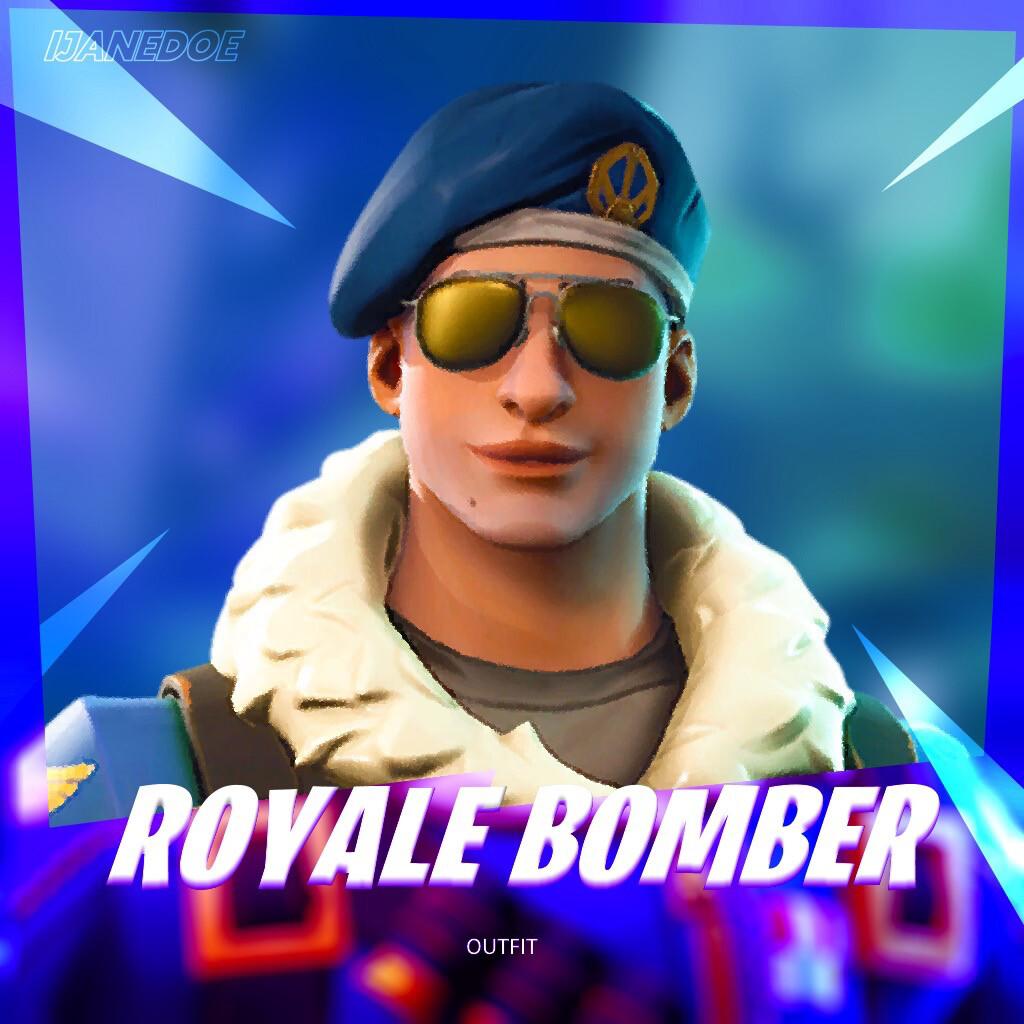 Royale 👑 Bomber EU
