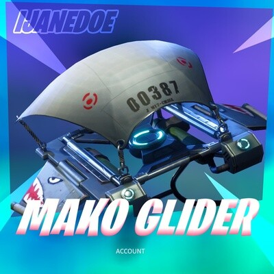 NFA Mako Glider Account