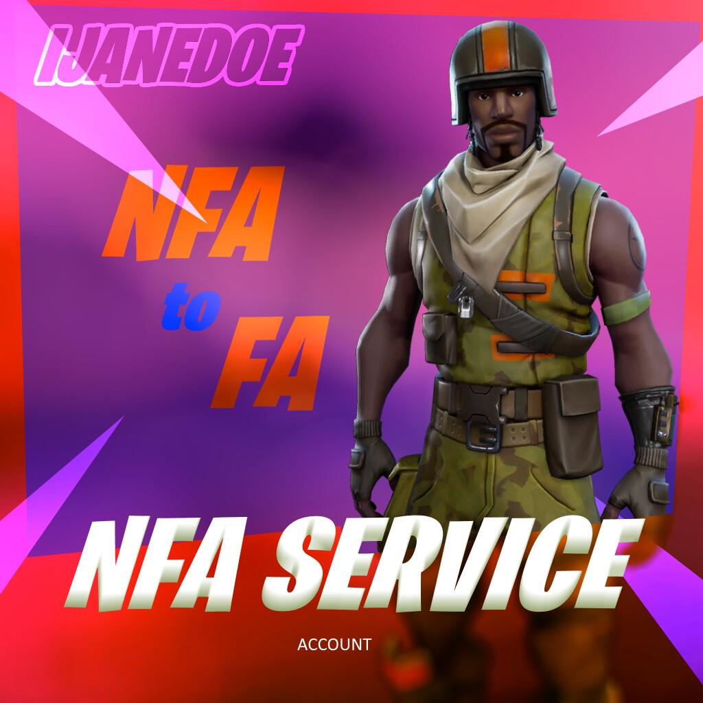 NFA to FA Service