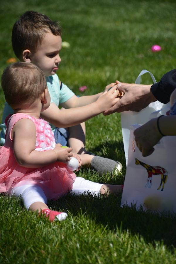 Egg Hunt on the Farm - April 14, 2019