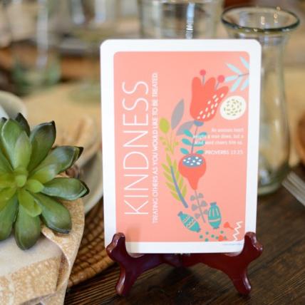 Virtue Cards