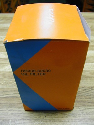 THIS IS A HYD FILTER FOR A KUBOTA