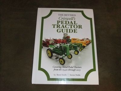 THE REVISED CRIEWELL'S PEDAL TRACTOR GUIDE BOOK