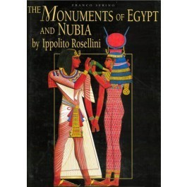 "The Monuments of Egypt and Nubia ""Hard Cover""  english edition"
