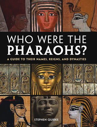 "Who Were the Pharaohs?  A Guide to their Names, Reigns, and Dynasties ""Soft Cover""  english edition"