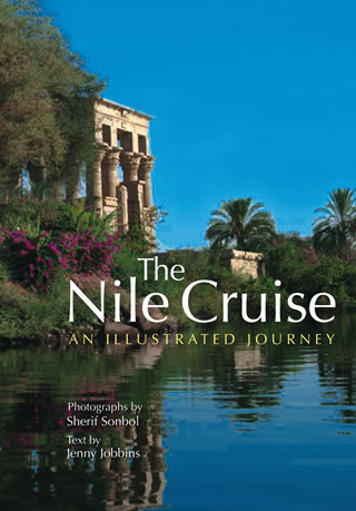 "The Nile Cruise  An Illustrated Journey ""Hard Cover""  english edition"