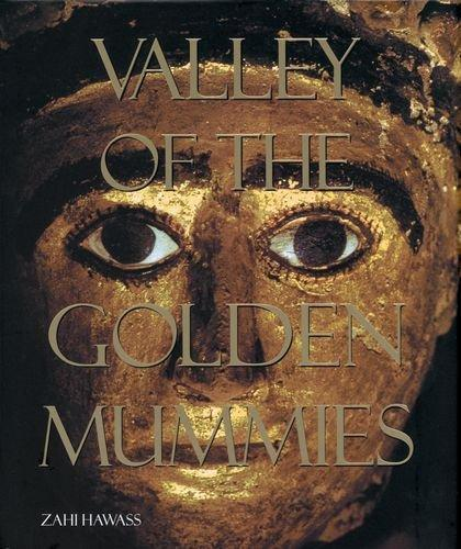 "Valley of the Golden Mummies ""hard Cover""  english edition"