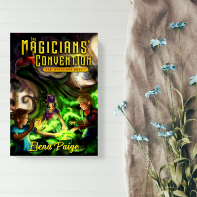 The Magicians' Convention (The Magicians Book 1) - Hardback Edition
