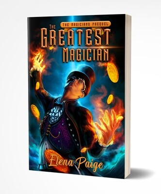 The Greatest Magician (The Magicians Prequel) - Paperback Edition