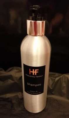 ​HF Shampoo - SLS & Paraben Free (for all hair types) .  250ml