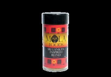 Sri Lanka Inspired Blend (meat lovers).