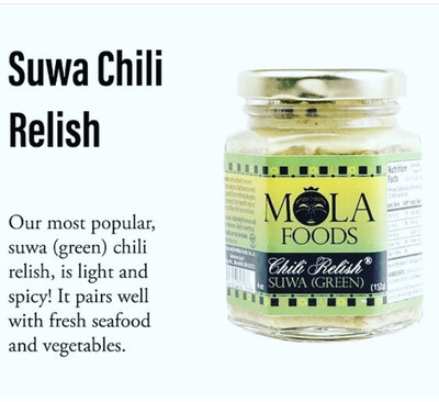 Chili Relish Suwa(Green)