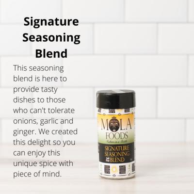 Signature Seasoning Blend
