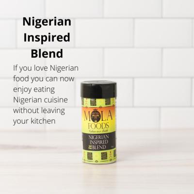 Nigerian Blend Unsalted