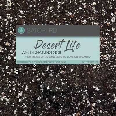 Desert Life Soil