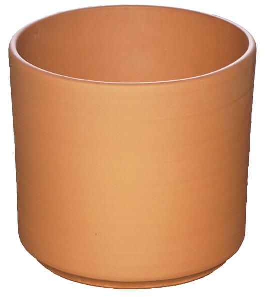 Deep Cylinder Terracotta