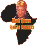 Black Queen African Products