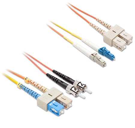 Mode Conditioning Optical Patch Cords