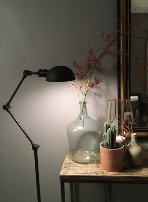 Industriële staande vloerlamp Nova