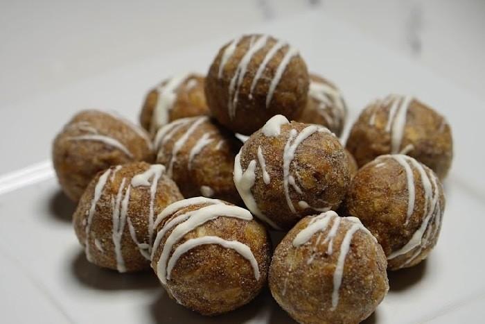 Cookie Protein Bites