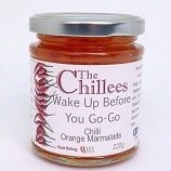 Wake Up Before You Go-Go - Chilli Orange Marmalade
