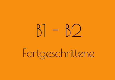 B1 / B2   18:00 - Mittwoch