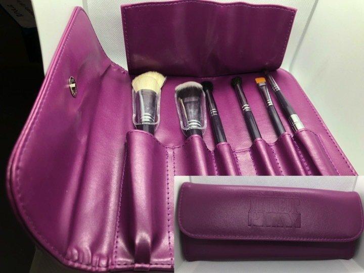 Ken Boylan Makeup/Play Travel Brush Kit