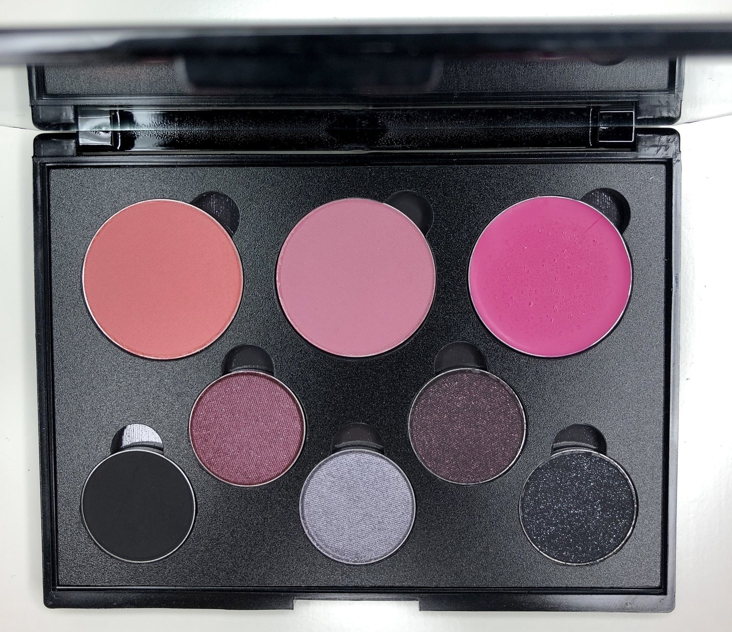 Blush, Cream Blush & eye shadow pallet .