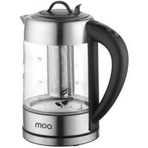 Moa Waterkoker 1.7 liter met thee infuser