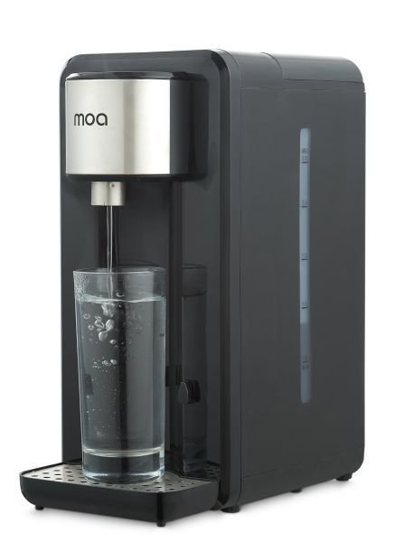 Moa Instant watercooker / boiler Black edition KT 2214A