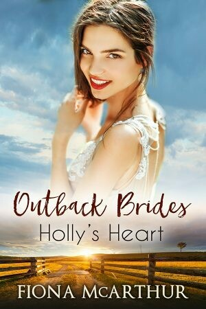 Holly's Heart - Outback Brides Series -Delay on stock - posting next week -