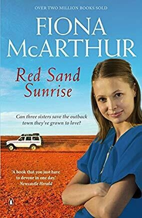 TWO BOOKS- Red Sand Sunrise and The Baby Doctor