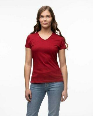 Whale by Switcher Event T-Shirt Damen V-Ausschnitt