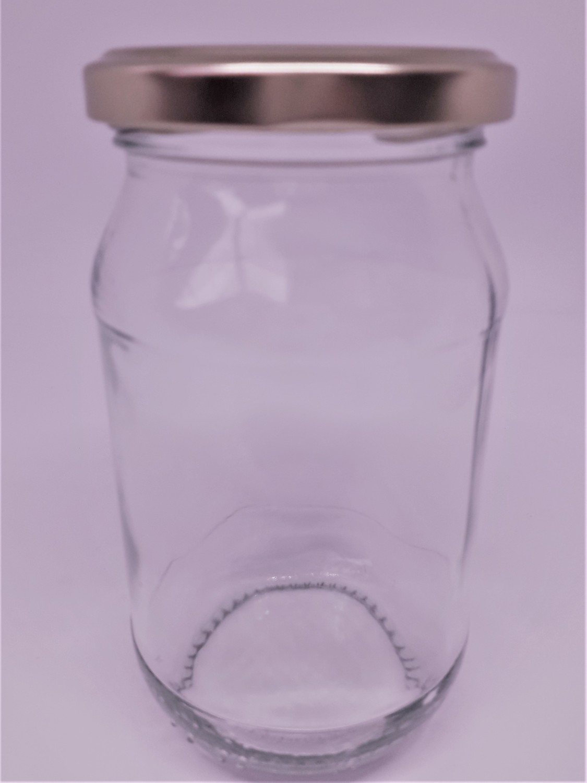 370ml Round Food Jar