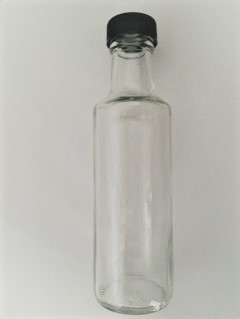 100ml Dorica Bottle with Black Cap