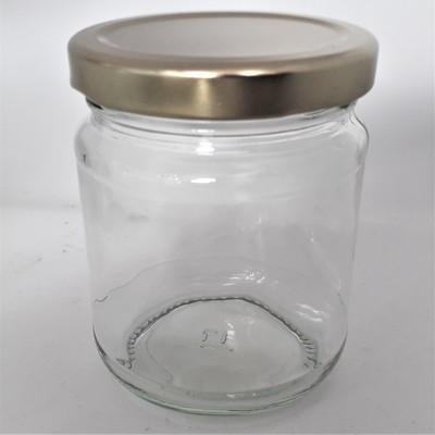 228ml Round Jar