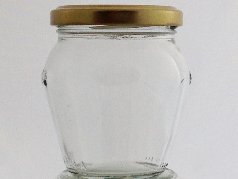 1lb/395ml Orcio Jar