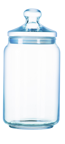 1 Litre Stopper Jar