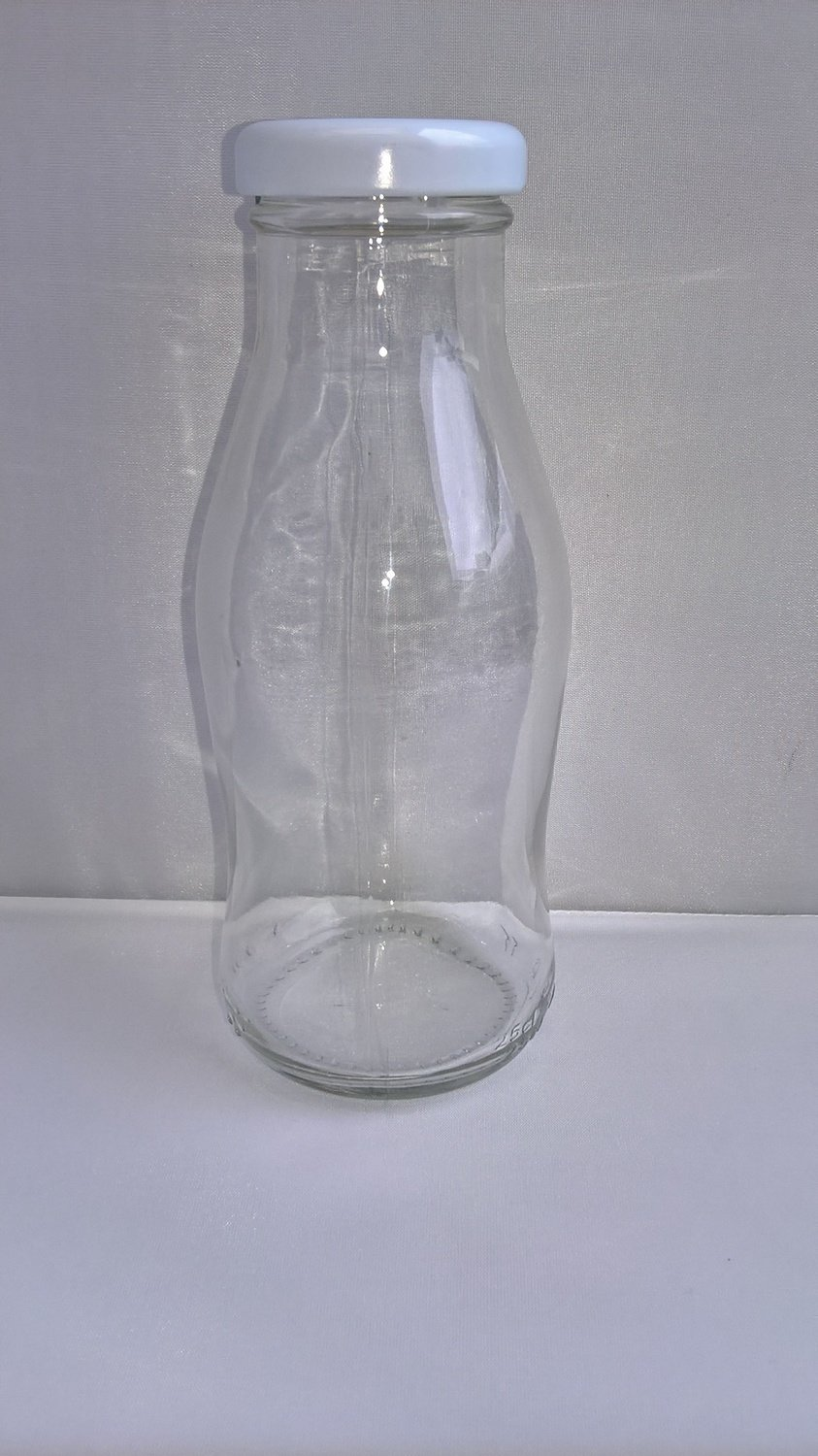 250ml Latte Mini Milk Bottle