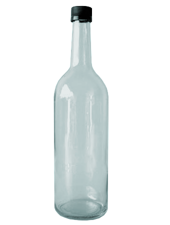 1 Litre Mineral Bottle