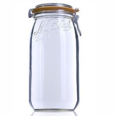 3 Litre Clip Top Le Parfait Jar