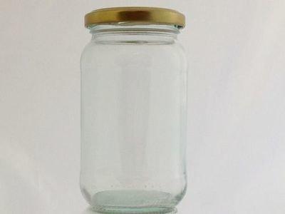 Pallet of 1lb Traditional Jam Jar