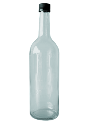 750ml Mineral Bottle