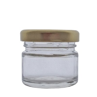 28ml 1oz Mini Round Jar
