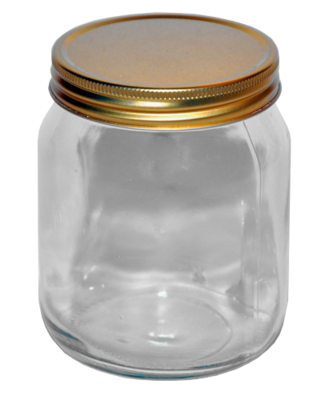 1lb Traditional Honey Jar
