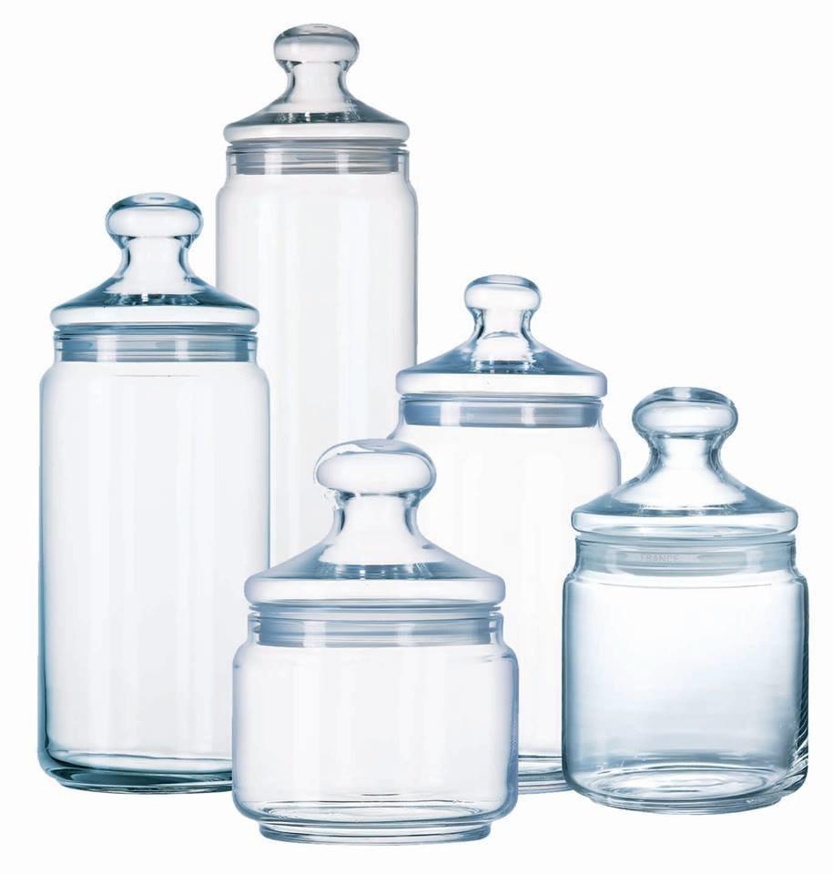 Bargain Pack of Stopper Jars