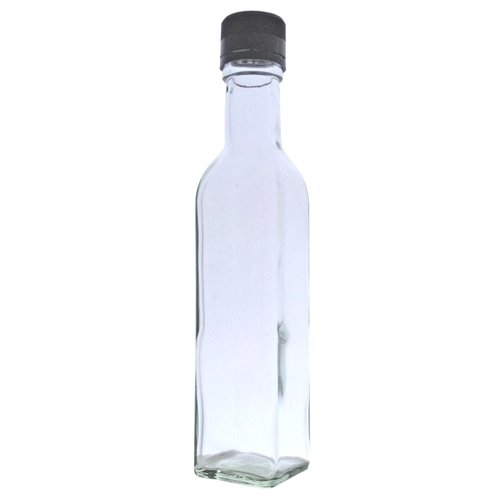 100ml Marasca Bottle with Black T/E Cap