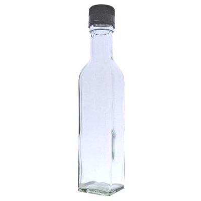 100ml Marasca Bottle with Black T/E Cap