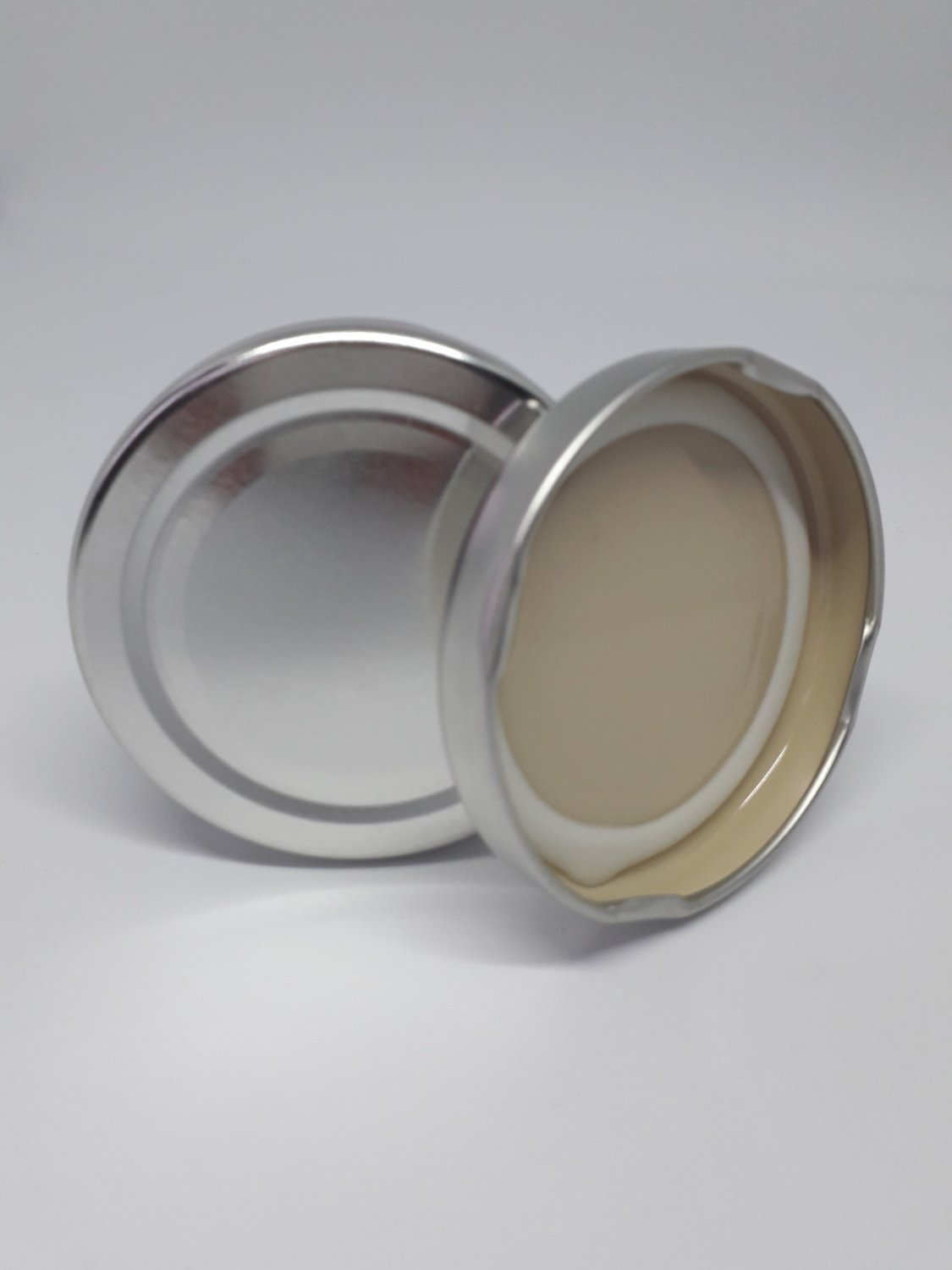 Bulk Buy of 63mm Jam Jar Lids